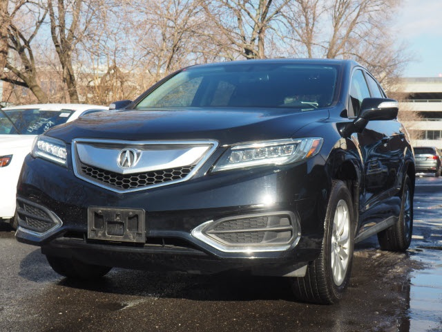 Certified Pre Owned 2016 Acura Rdx Base